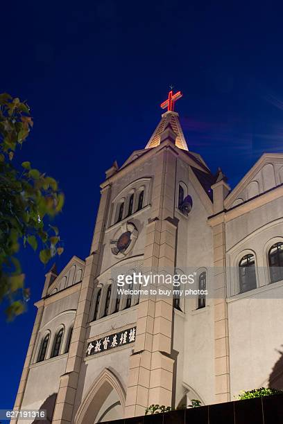 the church of christian - presbyterianism stock photos and pictures