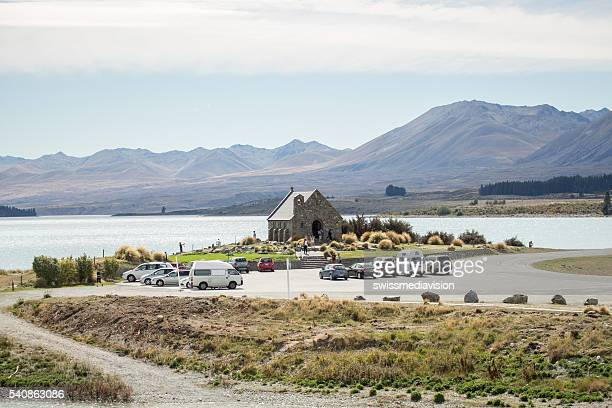 The Church of Good Shepherd, Lake Tekapo, Canterbury, New Zealand