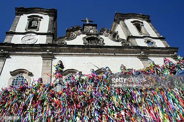 The Church of Nosso Senhor do Bonfim