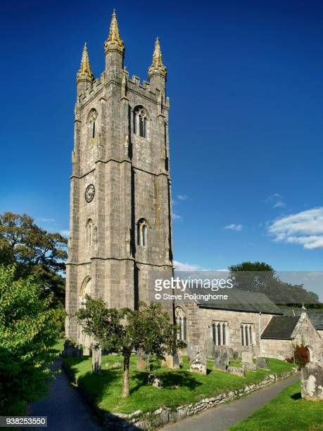 The Church of Saint Pancras, Widecombe-in-the-Moor