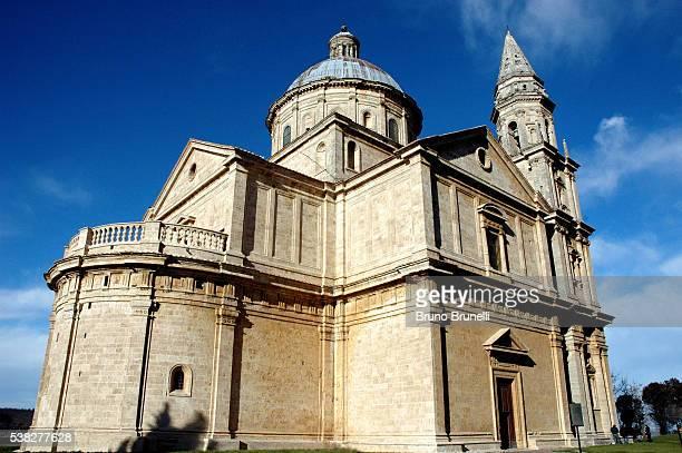 The church of San Biagio - Montepulciano