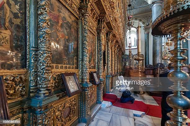The Church of St. George is the principal Greek Orthodox cathedral still in use in Istanbul, the largest city in Turkey and capital of the Byzantine...