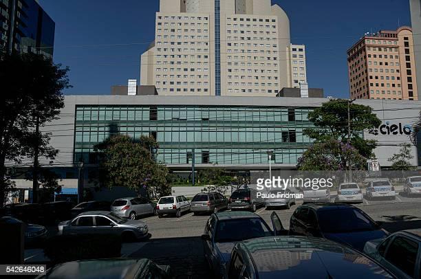 The Cielo headquarters on Tuesday, January 2014 , Alphaville, Barueri , Brazil. CIELO is the largest Lat Am credit/debit card company