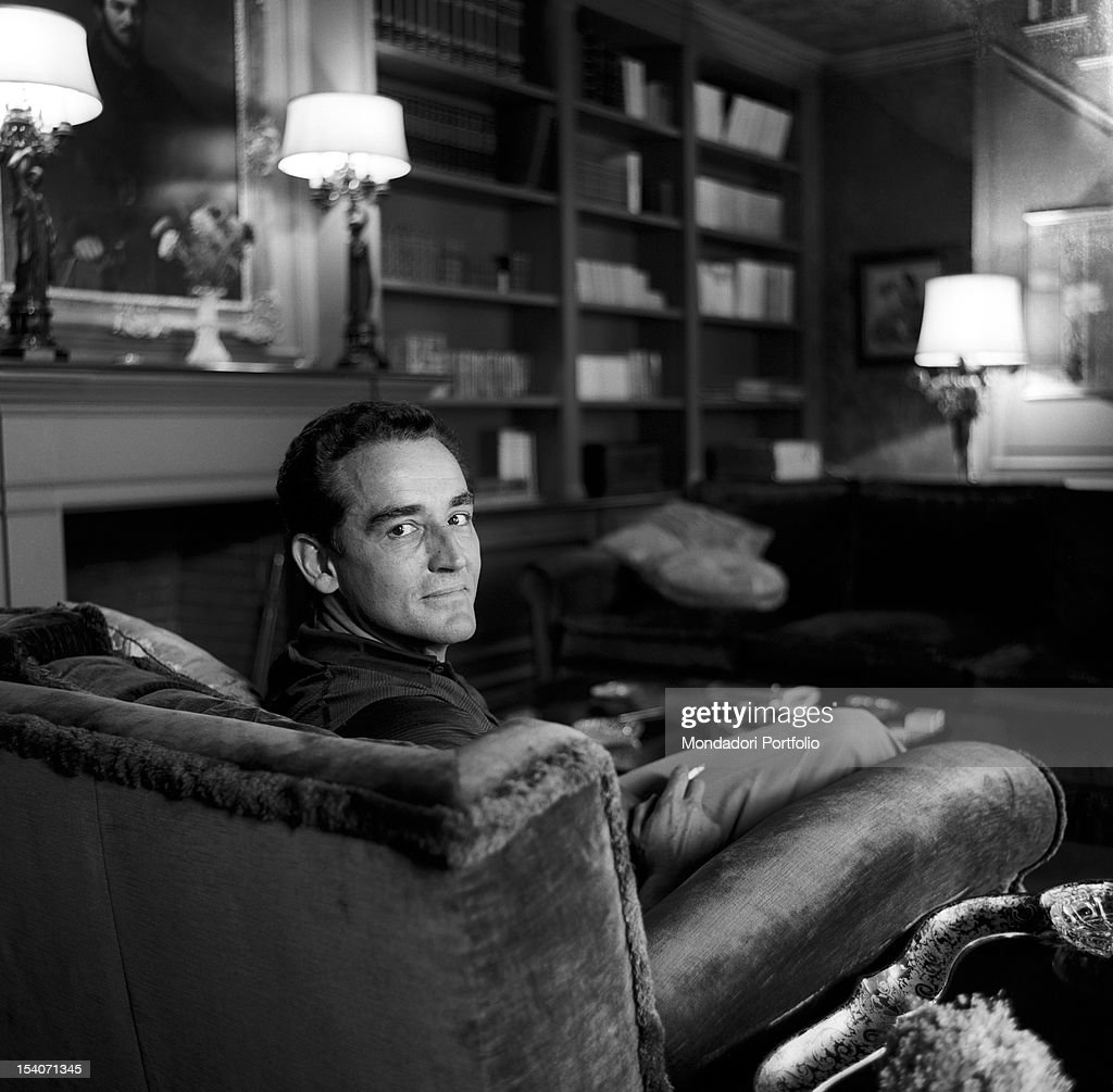 The Cinema And Drama Actor And Director Vittorio Gassman Born News Photo Getty Images