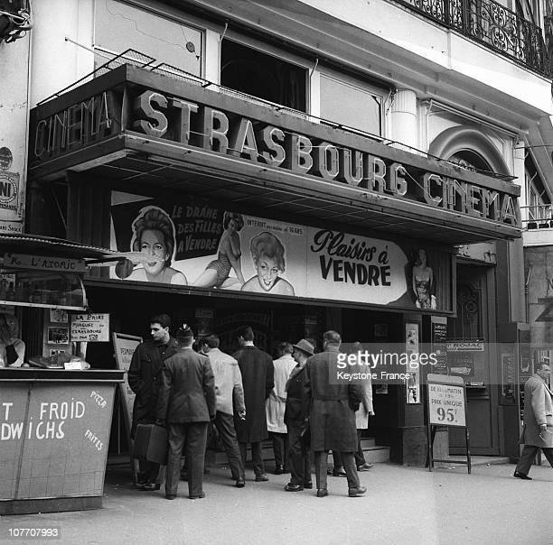 Boulevard photos et images de collection getty images for Strasbourg cinema