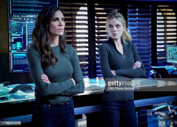 The Circle Pictured Daniela Ruah and Bar Paly Anna Kolcheck returns to warn Callen that he is in danger and he must now work with an archenemy to...