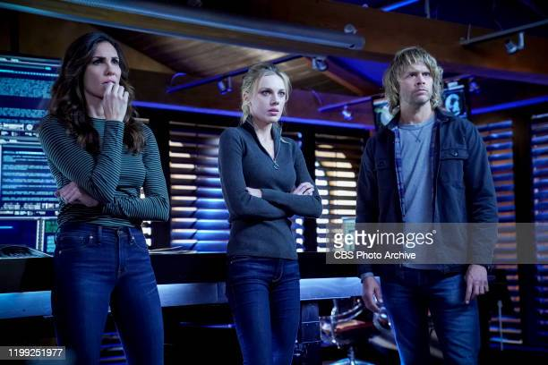 The Circle Pictured Daniela Ruah Bar Paly and Eric Christian Olsen Anna Kolcheck returns to warn Callen that he is in danger and he must now work...