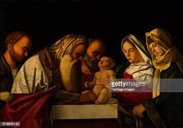 The circumcision of Christ, Early16th cen. Private Collection.Fine Art Images/Heritage Images/Getty Images)