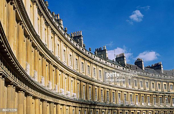 the circus in bath - bath england stock pictures, royalty-free photos & images