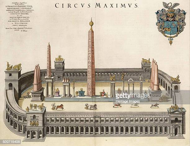The Circus Maximus Private Collection