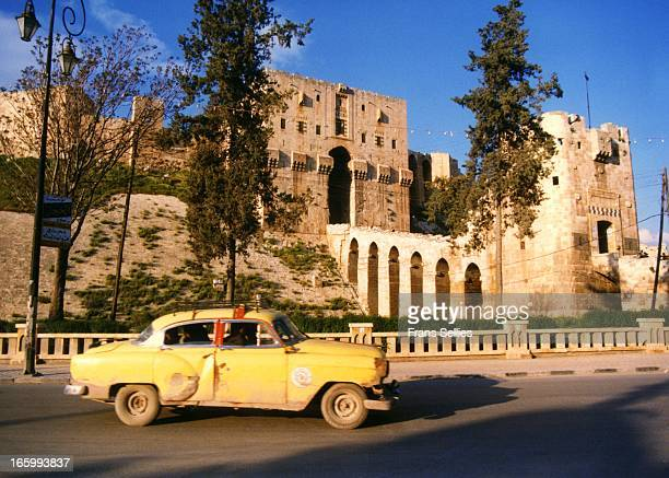 The Citadel of Aleppo is a large medieval fortified palace in the centre of the old city of Aleppo, northern Syria. It is considered to be one of the...