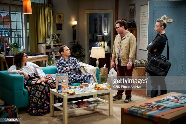 'The Citation Negation' Pictured Amy Farrah Fowler Sheldon Cooper Leonard Hofstadter and Penny Sheldon and Amy are devastated after learning from a...