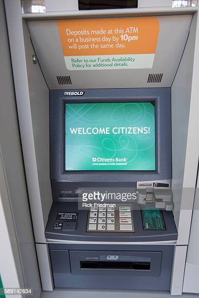 citizens bank atm charges