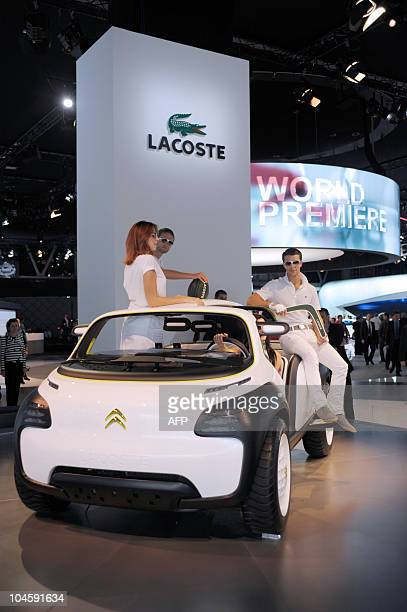 Citroen Lacoste Stock Photos And Pictures Getty Images