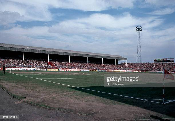 The City Ground in Nottingham home of Nottingham Forest football club May 1979
