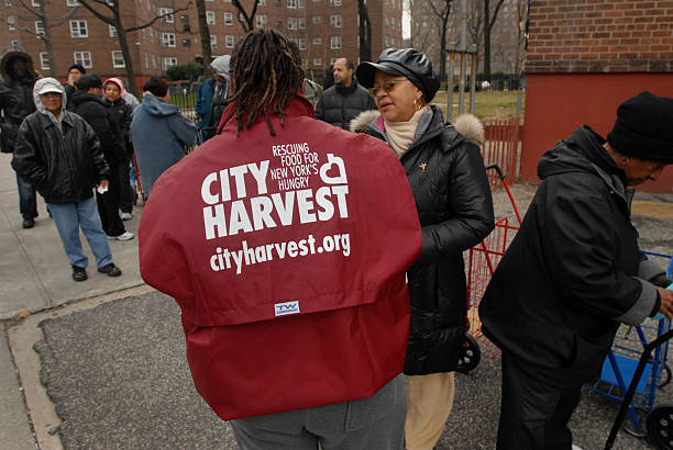 usa new york the city harvest mobile market pictures getty images
