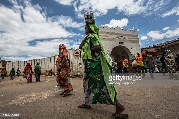The city is located on a hilltop elevation of 1885m, in the eastern of the Ethiopian highlands near border with Somaliland. For centuries, Harar has...
