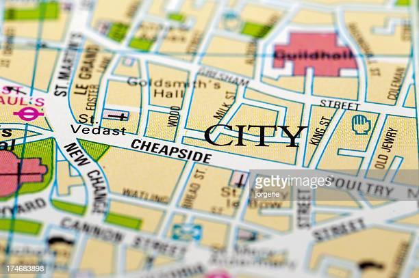 The City, London, England
