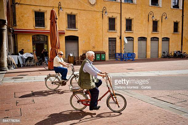 The City of Bicycles so named Ferrara is inextricably linked to the culture of cycling a city where cyclists reign masters of the roads in the...