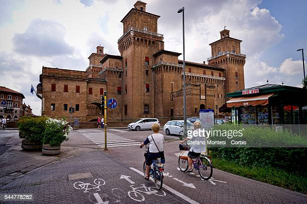 """The """"City of Bicycles"""" so named Ferrara is inextricably linked to the culture of cycling, a city where cyclists reign masters of the roads, in the..."""