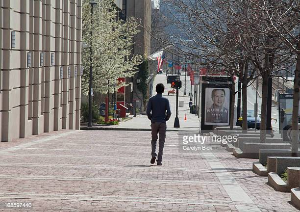 CONTENT] The city of Boston was on lockdown as the police searched for the living suspect in the Boston Marathon bombing case © Bick 2013