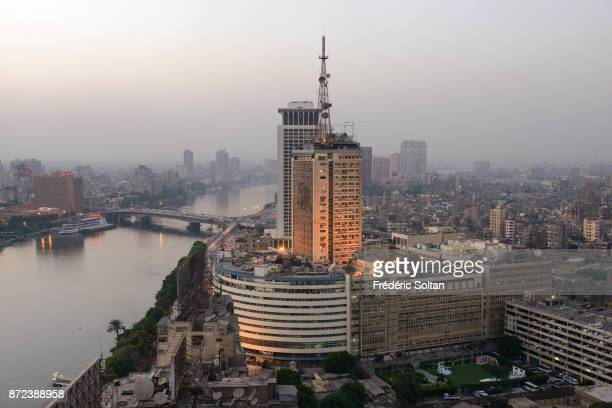 The city of Cairo The Egyptian Radio and Television Union formerly the Arab Radio and Television Union is the public broadcaster of Egypt operated by...