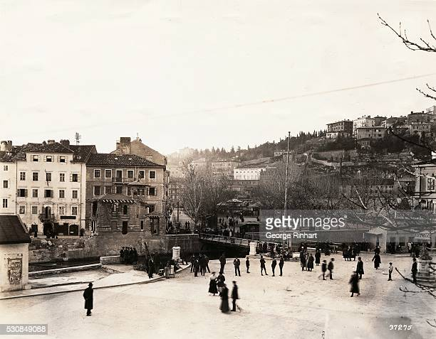 The City of Fiume is again in the public eye due to the Italian ultimatum to Yugoslavia. The Treaty of Rapallo gave Fiume to the free state but no...
