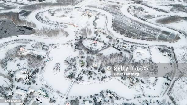 HARBIN CHINA DECEMBER 18 2019 The city of Harbin after a heavy snow Harbin Heilongjiang Province China Dec 18 2019 PHOTOGRAPH BY Costfoto / Barcroft...