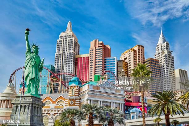 The City of Las Vegas,Nevada,USA