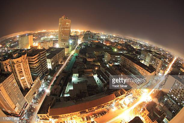 The City of Lights - Karachi