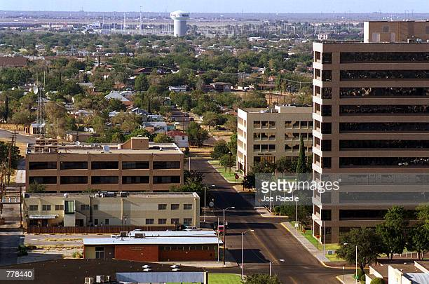 The city of Midland Texas which presidential candidate George W Bush calls his childhood home September 4 2000 The presidential candidate often...