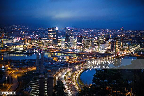 The City of Oslo