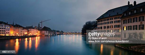 The city of Solothurn