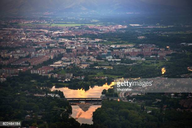 The city of Turin