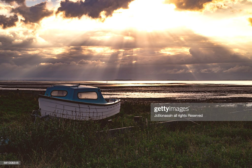 The city of Whitstable, Kent UK : Stock Photo
