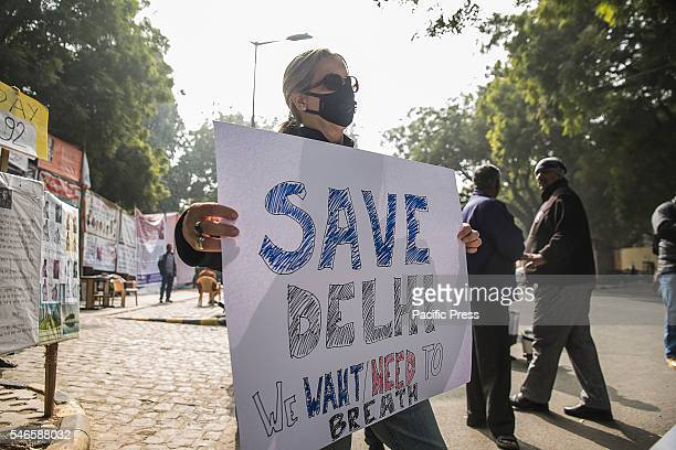 The city residents of Delhi including lawyers, doctors, worried parents and expatriates gathered in a first-of-its-kind event called 'Help Delhi...