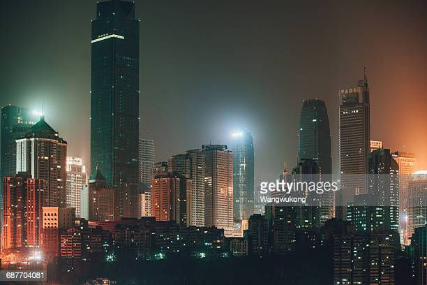 the city skin