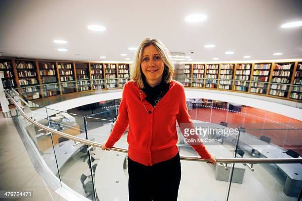 The City's chief librarian Jane Pyper has stepped down from her post and will leave at the end of June She is seen here in the Reference Library at...