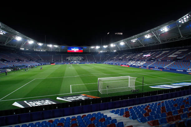 ESP: Levante UD v Athletic Club - La Liga Santander