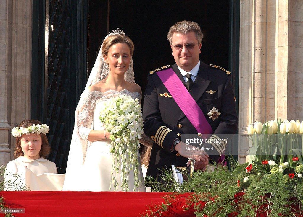 The civil wedding ceremony of prince laurent of belgium claire the civil wedding ceremony of prince laurent of belgium claire coombs at the town hall junglespirit Gallery