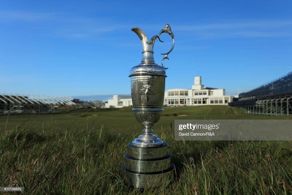 146th Open Championship Media Day - Royal Birkdale : News Photo