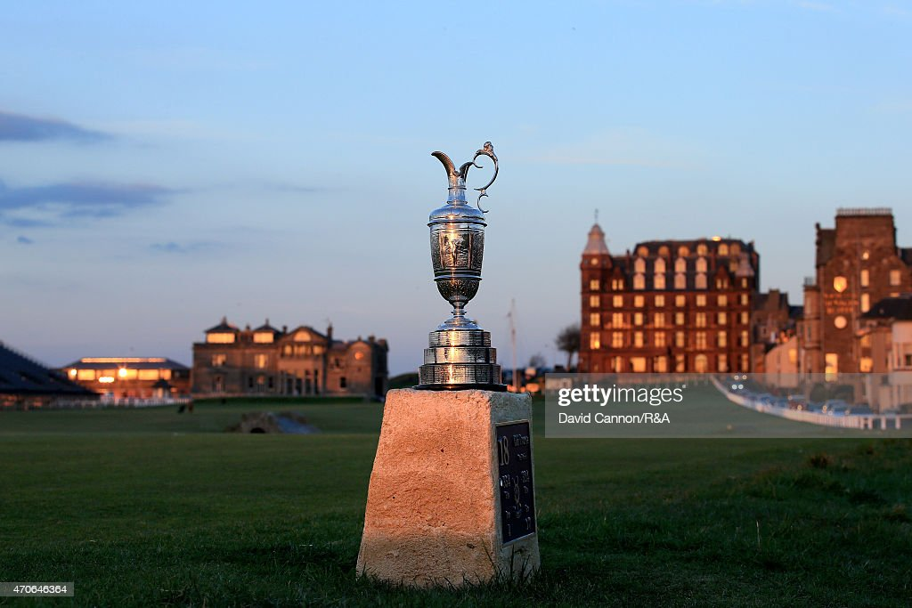 The Open Championship Media Day : News Photo