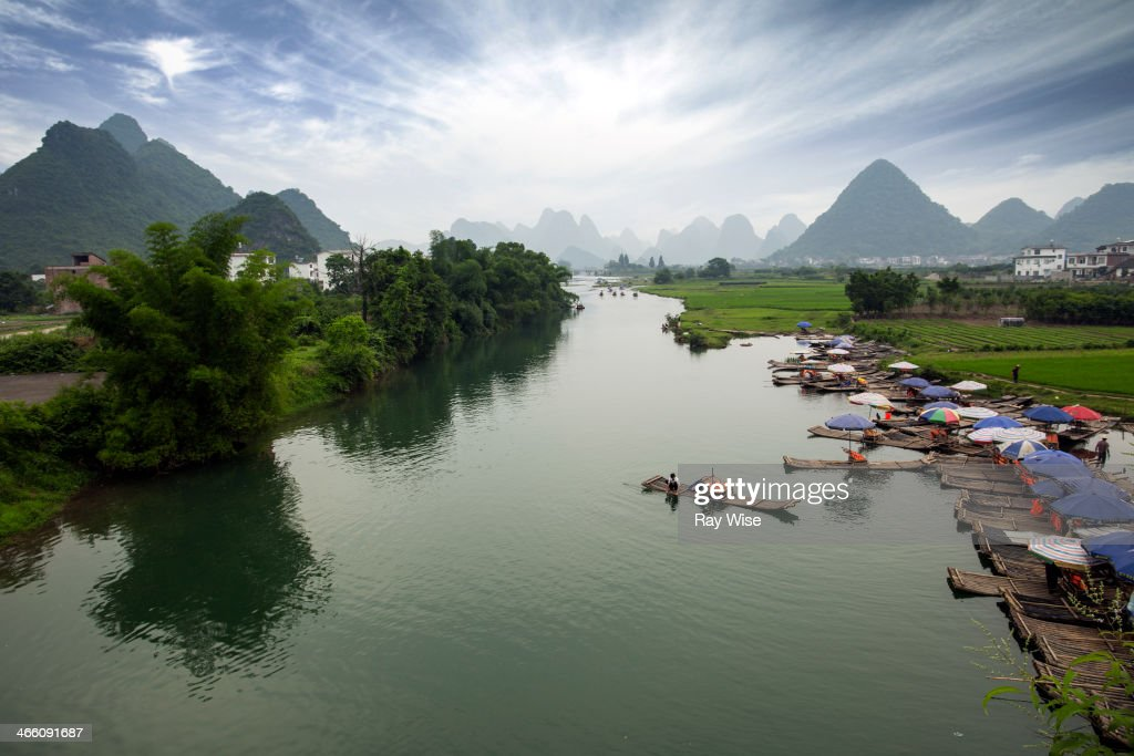yulong scenic area china pictures getty images