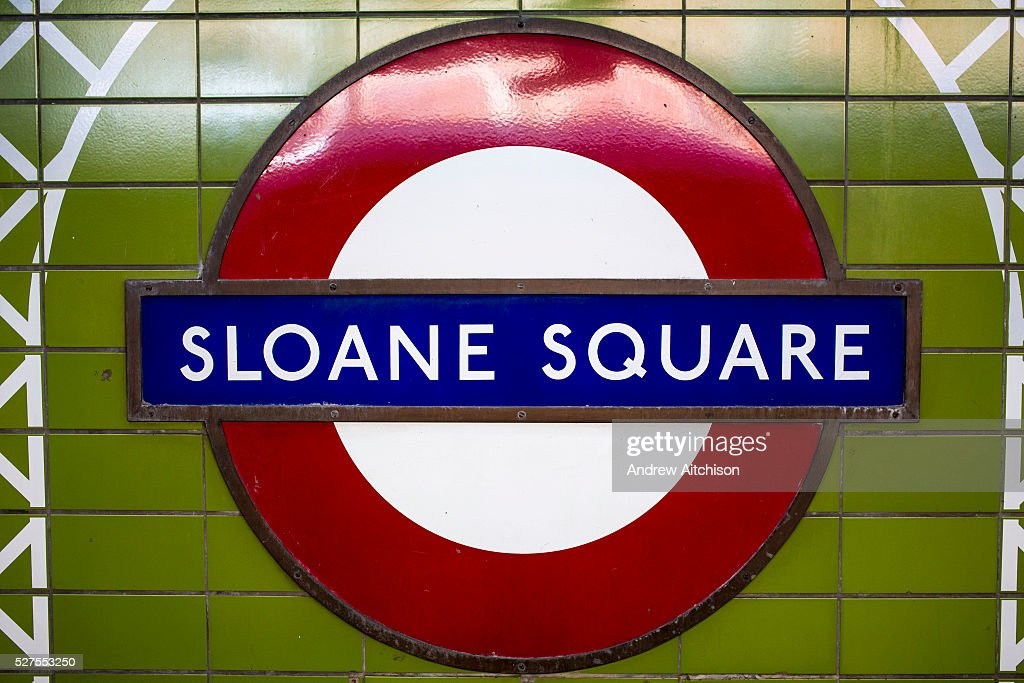 Uk London Underground Sign Pictures Getty Images