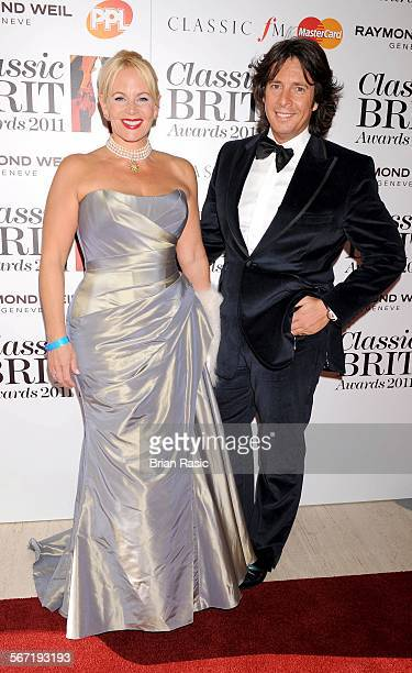 The Classical Brit Awards At The Royal Albert Hall London Britain 12 May 2011 Laurence LlewelynBowen And Wife Jackie