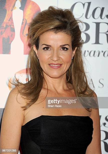 The Classical Brit Awards At The Royal Albert Hall London Britain 12 May 2011 AnneSophie Mutter