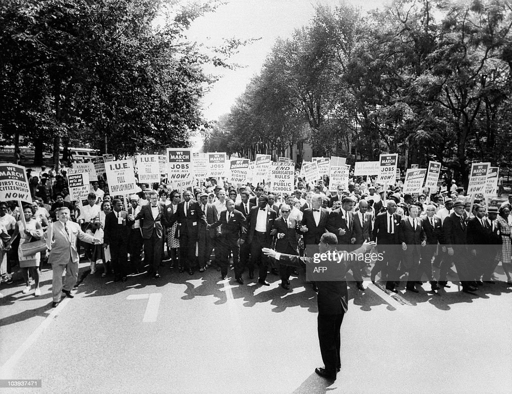 (FILES) The clergyman and civil rights l : News Photo