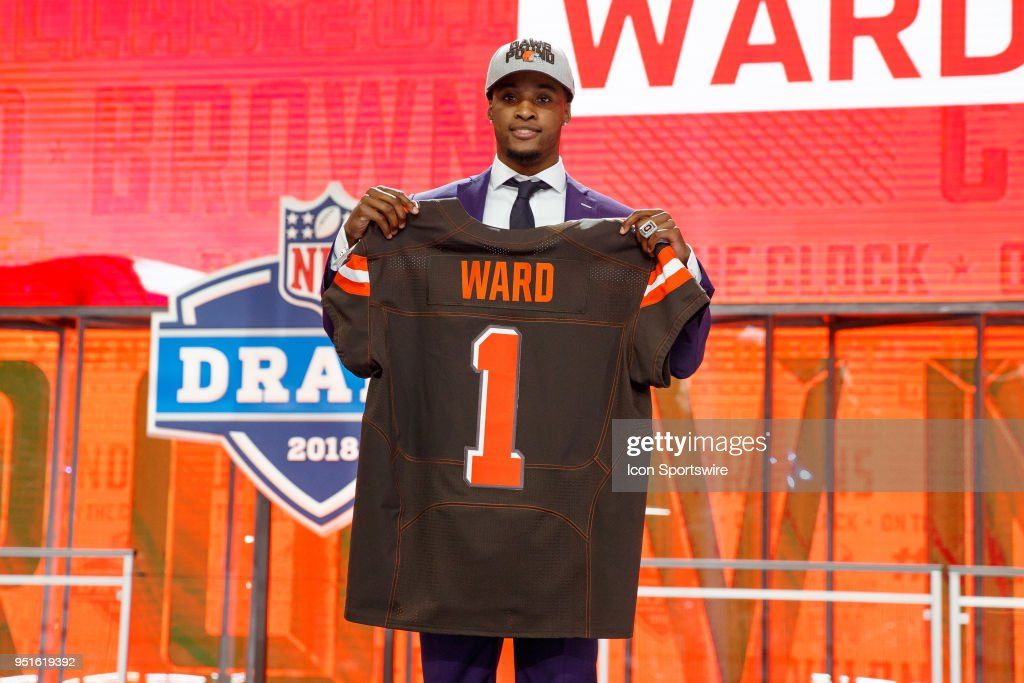 Image result for denzel ward draft picture