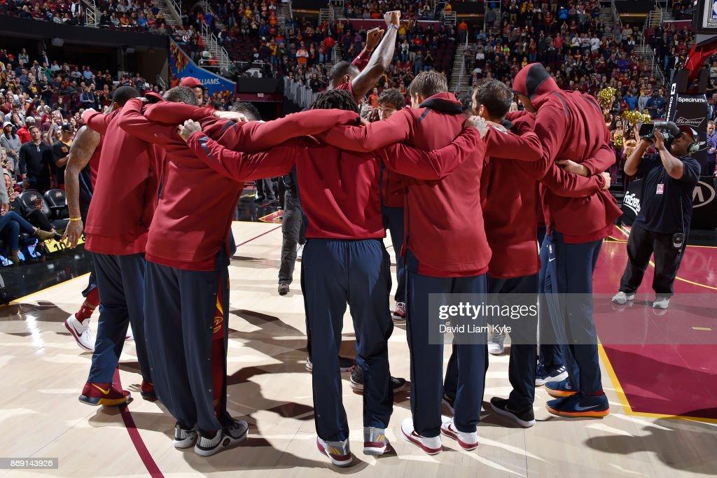 Indiana Pacers s v Cleveland Cavaliers : Nachrichtenfoto