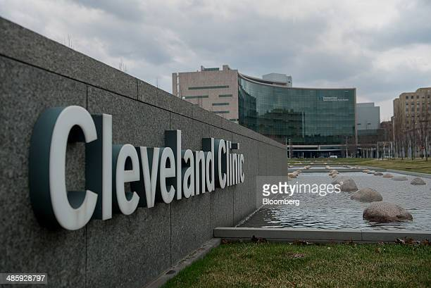 The Cleveland Clinic one of the top rated hospitals in America stands in Cleveland Ohio US on Saturday April 12 2014 Demand for manufactured products...